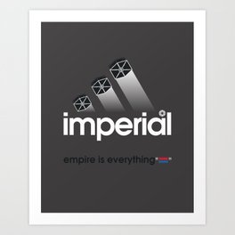 Brand Wars: Imperial Art Print