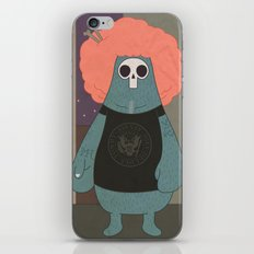 King of the streets iPhone & iPod Skin