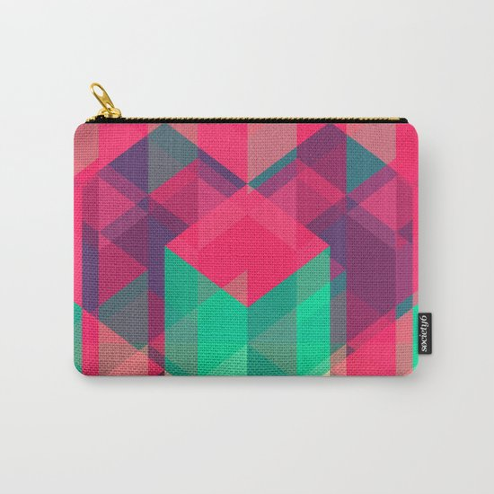 geometric II Carry-All Pouch