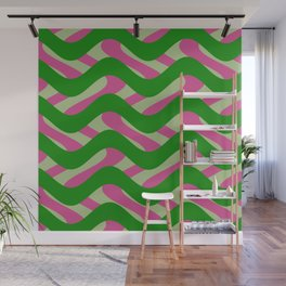 Abstract 3 HZ Wall Mural