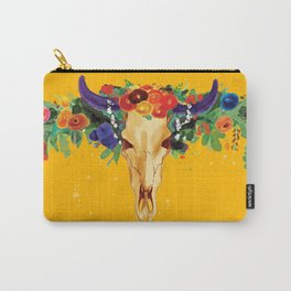 MO Skull Carry-All Pouch