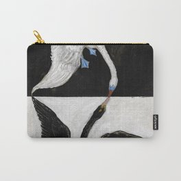 The Swan, No.1 by Hilma af Klint Carry-All Pouch