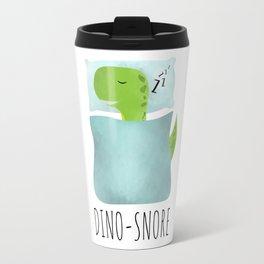 Dino-Snore Travel Mug