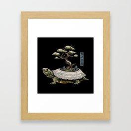 The Legendary Kame Framed Art Print