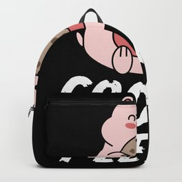 Cookie Please | Cute Kawaii Hamster Gift Backpack