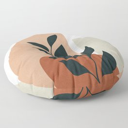 Soft Shapes II Floor Pillow