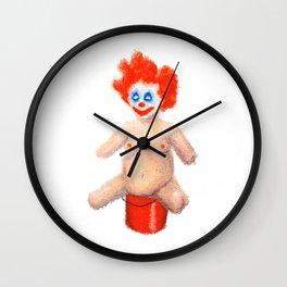 Sparkles Wall Clock