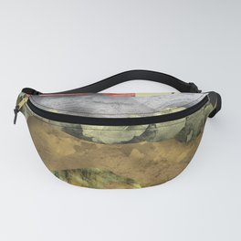 The mountain lion Fanny Pack