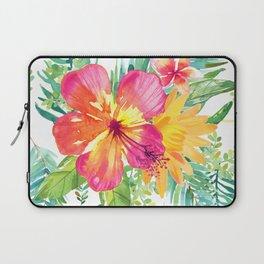 Floral paradise Laptop Sleeve
