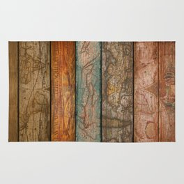 Mapas Rug