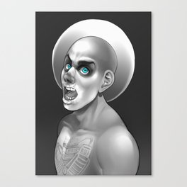 Wretched and Divine Canvas Print