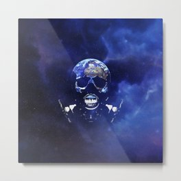 OXYGEN Metal Print