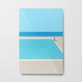 pool-5 Metal Print