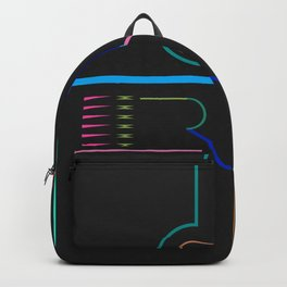 Flying Unknowns No. 2 Backpack