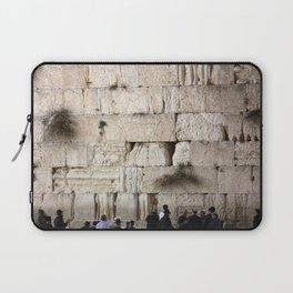 Jerusalem - The Western Wall - Kotel #4 Laptop Sleeve