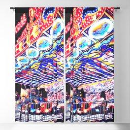 Himalaya Carnival Ride Blackout Curtain