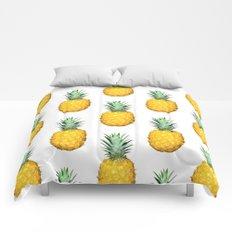 Big Pineapples Comforters