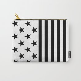 FAVOURITE (BLACK-WHITE) Carry-All Pouch