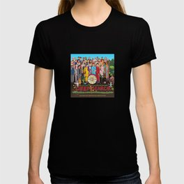 Wes Anderson's Sgt. Pepper T-shirt