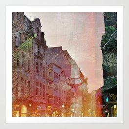 Bonn Art Print