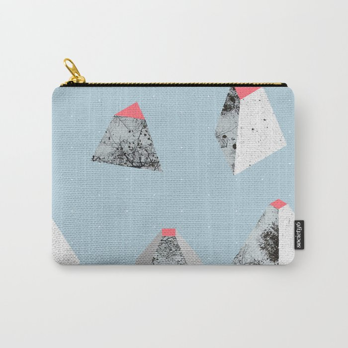 *Because I Can* #society6 Carry-All Pouch