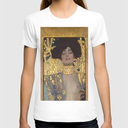 Gustav Klimt - Judith and the Head of Holofernes T-shirt