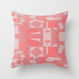pinkie dink Throw Pillow