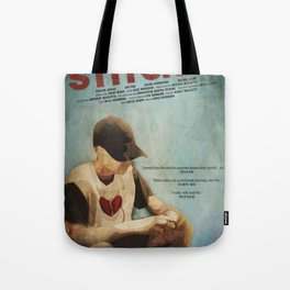Official Poster: Stitches Tote Bag