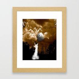 No Title? Framed Art Print