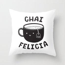 Chai Felicia Throw Pillow