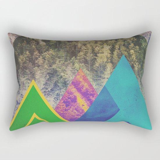 Fractions B16 Rectangular Pillow
