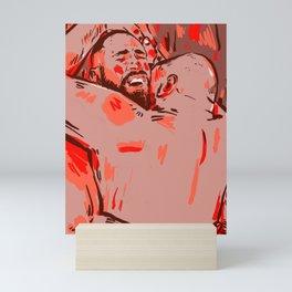 The Feeling Of ....  Mini Art Print