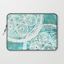 swimmingly Laptop Sleeve