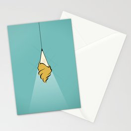 Creamy Light Stationery Cards