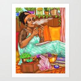 Lunita Art Print