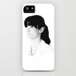 Lexie Grey iPhone Case