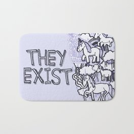 They Exist! Bath Mat