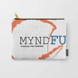 MYNDFUL (Be Creative) Carry-All Pouch