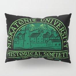 Miskatonic Historical Society Pillow Sham