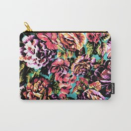 Psychedelic Flowerz Carry-All Pouch