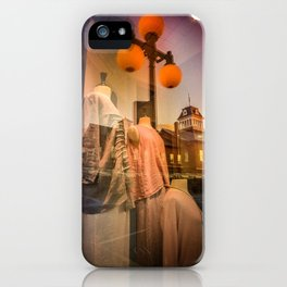 Diffraction 7 iPhone Case