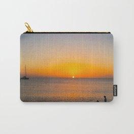 Saint Lucia Sunset on Sugar Beach Carry-All Pouch