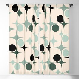 RETRO Pattern  #society6 #decor #buyart Blackout Curtain