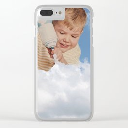 Young Whippersnapper Clear iPhone Case