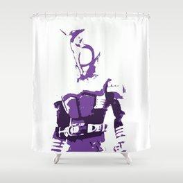 hyper deco Shower Curtain