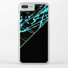 Order And Chaos Clear iPhone Case
