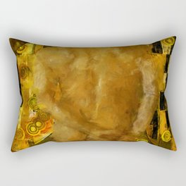 Thinking About You Rectangular Pillow