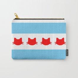 Chicatgo Flag Carry-All Pouch