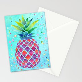 Pineapple Crush Stationery Cards