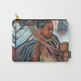 Sacred Wisdom Carry-All Pouch
